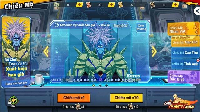 Nhân vật bá chủ với sức mạnh khủng khiếp, xuất hiện trở lại có khiến game thủ One Punch Man phấn khích? - Ảnh 3.
