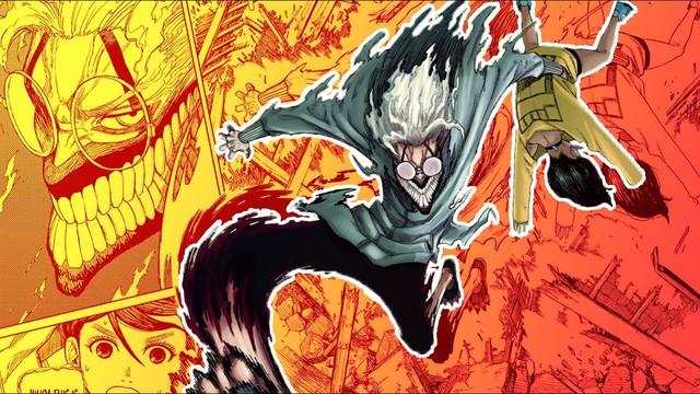 Dandadan và câu chuyện siêu hài hước đang trở thành tân binh manga ấn tượng nhất Mui2-1630558710315446422495
