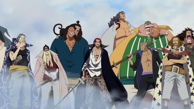 One Piece: Băng của Shanks thực sự đã ngăn Kaido và King đến Marineford... nhưng lại không phải bằng vũ lực? - Ảnh 2.