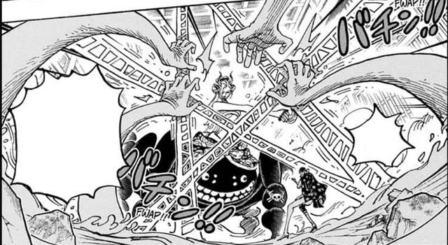 One Piece: Hé lộ mức truy nã của King, cao hơn Marco nhưng vẫn chịu thua Luffy - Ảnh 3.