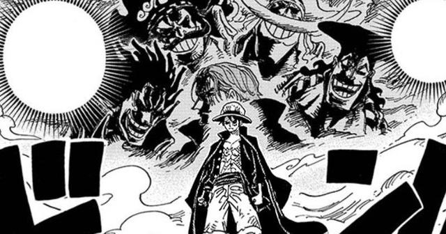 One Piece: Băng của Shanks thực sự đã ngăn Kaido và King đến Marineford... nhưng lại không phải bằng vũ lực? - Ảnh 3.