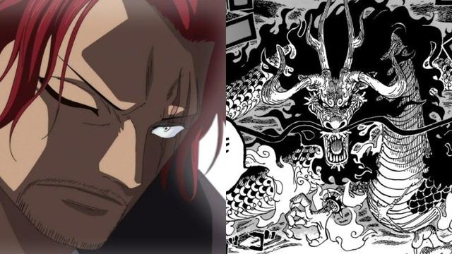 One Piece: Băng của Shanks thực sự đã ngăn Kaido và King đến Marineford... nhưng lại không phải bằng vũ lực? - Ảnh 4.