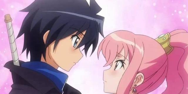 10 isekai anime đỉnh cao đời đầu Louise-and-saito-1632136977368162391203