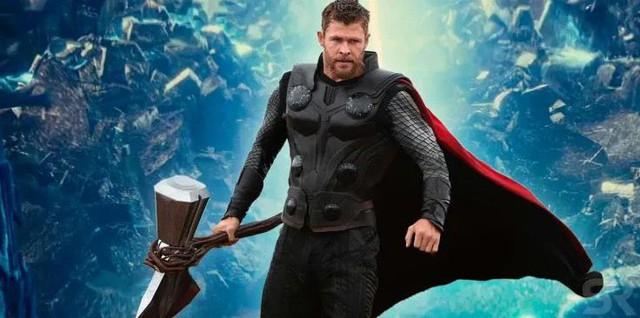 So sánh thần sấm Thor trong phim Marvel và God of War Ragnarok - Ảnh 2.