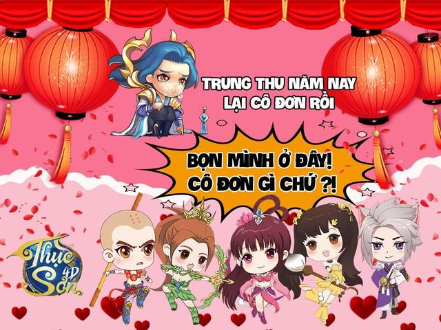 Đón Trung Thu siêu bão quà tặng với máy chủ mới Nam Thiên của Thục Sơn Kỳ Hiệp Mobile, tặng 2000 Giftcode giới hạn - Ảnh 2.