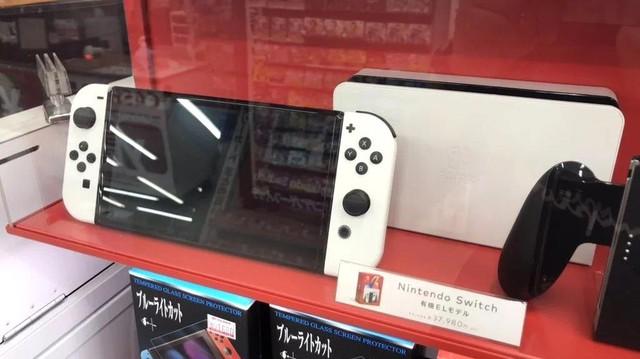 Hình ảnh đầu tiên của Nintendo Switch OLED mới, màn hình tuyệt đẹp - Ảnh 2.