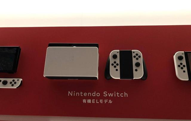 Hình ảnh đầu tiên của Nintendo Switch OLED mới, màn hình tuyệt đẹp - Ảnh 3.