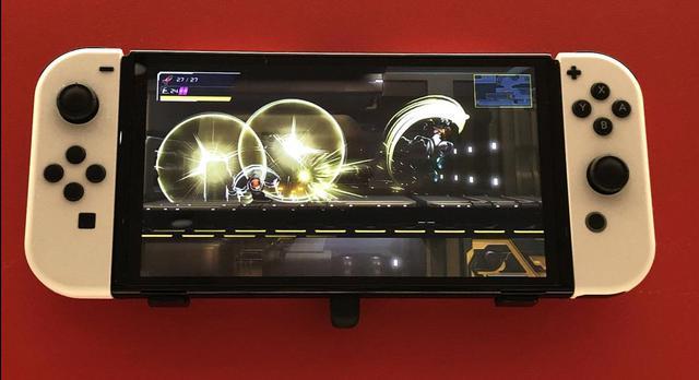 Hình ảnh đầu tiên của Nintendo Switch OLED mới, màn hình tuyệt đẹp - Ảnh 6.