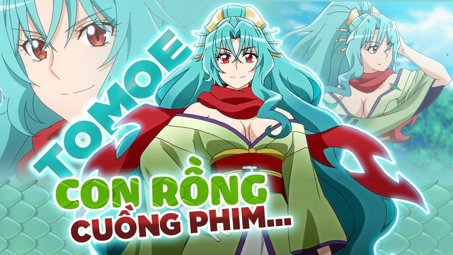 Top 5 nàng rồng đáng yêu nhất thế giới manga Tu2-1632113600030921562066