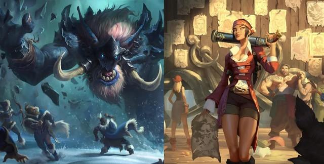 Nhà thiết kế The Witcher 3 bắt tay cùng Riot Games ra mắt game MMO cho LMHT - Ảnh 1.