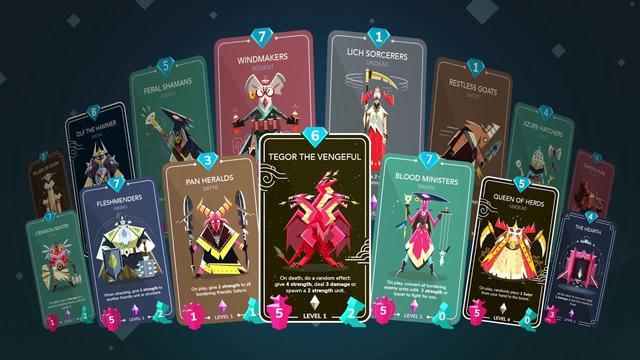 Thử sức với Stormbound - tựa game thẻ bài chiến thuật đa nền tảng -16322162384361016951309