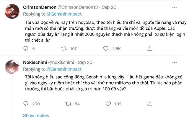 Vì sao Genshin Impact bị chê tơi bời trong dịp kỷ niệm 1 năm ra mắt? - Ảnh 7.