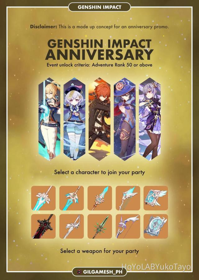 Vì sao Genshin Impact bị chê tơi bời trong dịp kỷ niệm 1 năm ra mắt? - Ảnh 2.