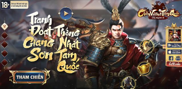 Công Thành Chiến: Một ngày đánh trận cả đời làm Vua trong game chiến thuật Chiến Vương Tam Quốc - Ảnh 1.