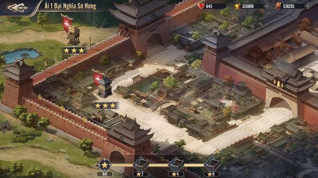Công Thành Chiến: Một ngày đánh trận cả đời làm Vua trong game chiến thuật Chiến Vương Tam Quốc - Ảnh 4.