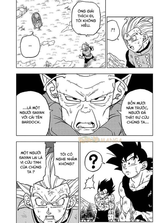 Top 5 hình ảnh ấn tượng trong Dragon Ball Super chap 76: Niềm kiêu hãnh của hoàng tử Saiyan, Vegeta muốn đồng quy vu tận với kẻ thù - Ảnh 5.