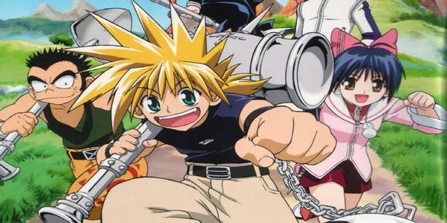 10 isekai anime đỉnh cao đời đầu vượt mặt Sword Art Online (P.2) - Ảnh 1.