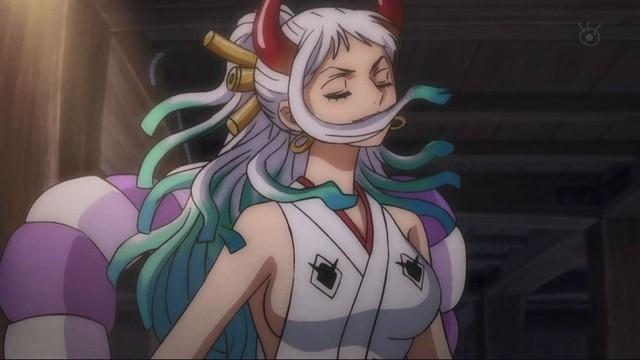 Con gái Kaido khuấy đảo anime One Piece khi chính thức xuất hiện, khoe nhan sắc và thần thái không phải dạng vừa - Ảnh 3.