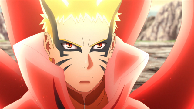 Naruto: Hình dạng Baryon Mode của Naruto trong anime Photo-1-1632212777879398162649
