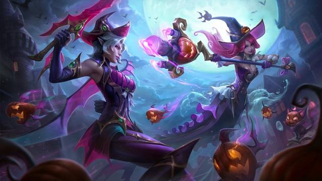 Loạt trang phục chủ đề Halloween 2021 chính thức lộ diện, Yuumi thành con cưng thế hệ mới, Morgana có skin Hàng Hiệu - Ảnh 3.