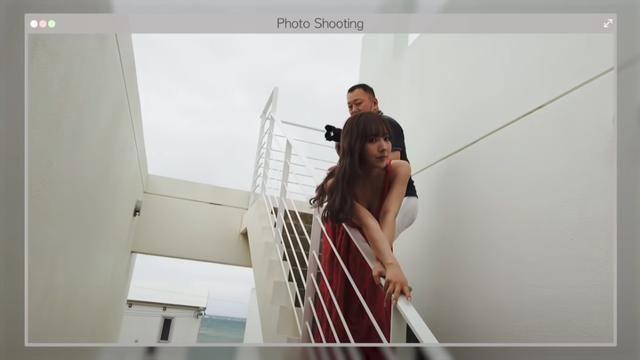 Làm vlog quay lại một ngày chụp ảnh, Yua Mikami khiến nhiều fan ghen tị, chỉ ước một lần được làm nhiếp ảnh gia - Ảnh 4.