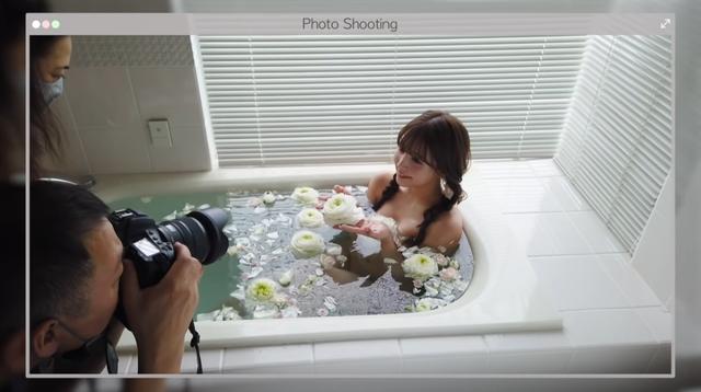 Làm vlog quay lại một ngày chụp ảnh, Yua Mikami khiến nhiều fan ghen tị, chỉ ước một lần được làm nhiếp ảnh gia - Ảnh 6.