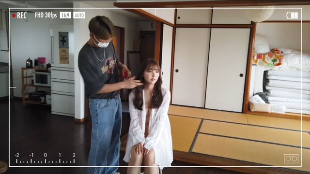 Làm vlog quay lại một ngày chụp ảnh, Yua Mikami khiến nhiều fan ghen tị, chỉ ước một lần được làm nhiếp ảnh gia - Ảnh 7.