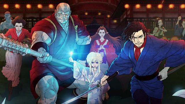 Netflix tự tin tuyến bố làm hài lòng tất cả các fan anime thế giới với 7 siêu phẩm phát sóng vào tháng 10 - Ảnh 5.