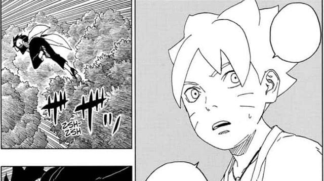 Boruto chap 62: Với khả năng mới, dường như Kawaki và con trai Naruto đã trở thành Otsutsuki - Ảnh 3.