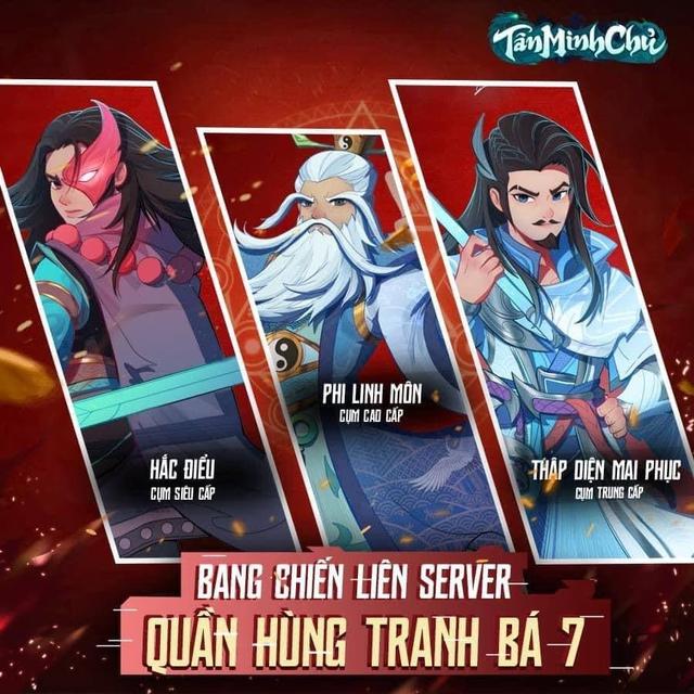 Vượt trội hoàn toàn, tính năng Bang Hội trong Tân Minh Chủ có thể sánh ngang với các game MMORPG - Ảnh 15.