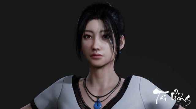 Ngắm nhìn nữ nhân vật trong game kinh dị Việt Nam - Tai Ương - Ảnh 1.