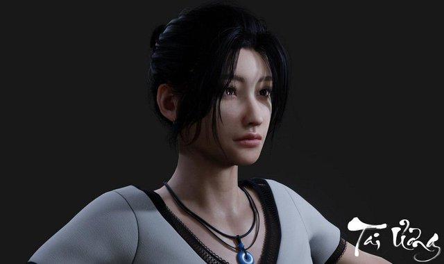 Ngắm nhìn nữ nhân vật trong game kinh dị Việt Nam - Tai Ương - Ảnh 2.
