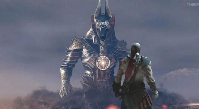 God of War có thể lấy bối cảnh thần thoại Ai Cập Photo-1-16324088657481023254638