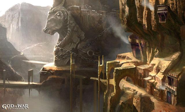 God of War có thể lấy bối cảnh thần thoại Ai Cập Photo-2-16324088667781987856859