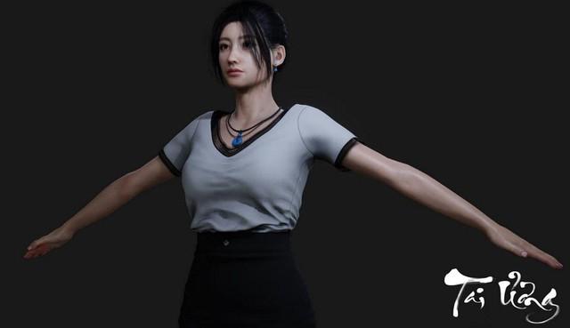 Ngắm nhìn nữ nhân vật trong game kinh dị Việt Nam - Tai Ương - Ảnh 4.