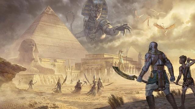 God of War có thể lấy bối cảnh thần thoại Ai Cập Photo-3-16324088662791928123597