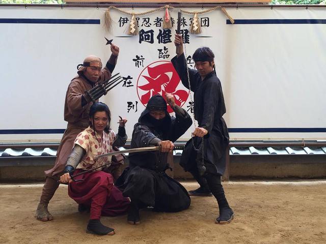 Nhật Bản đào tạo nhẫn giả chuyên nghiệp Nin1-1632462496812859289426