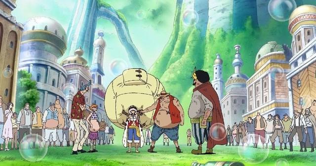 One Piece: Dù chỉ là kẻ giả mạo nhưng Demaro Black và Luffy vẫn có sáu điểm tương đồng - Ảnh 6.