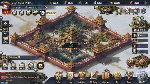 Chiến Vương Tam Quốc sở hữu lối chơi chiến thuật chuẩn mực không pha tạp - Ảnh 3.