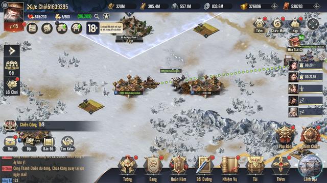 Chiến Vương Tam Quốc sở hữu lối chơi chiến thuật chuẩn mực không pha tạp - Ảnh 4.