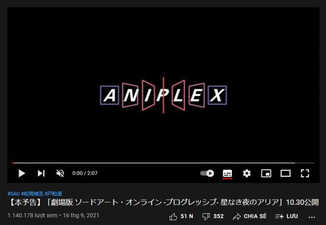 Anime One Piece tập 1000 phát sóng giữa tháng 11, trailer Sword Art Online đạt triệu view chỉ sau 5 ngày - Ảnh 3.
