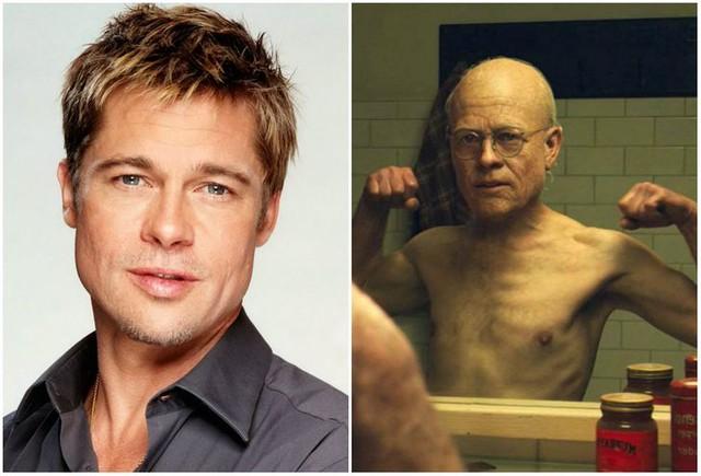 Sức mạnh của công nghệ trang điểm đã khiến nhiều người không nhận ra các diễn viên nổi tiếng Hollywood trong phim - Ảnh 2.