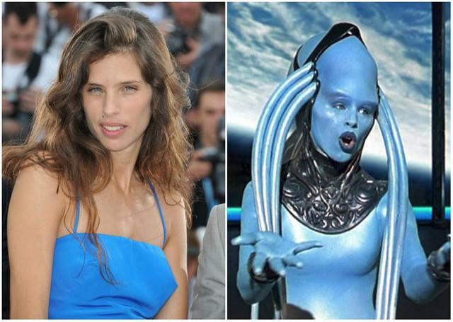Sức mạnh của công nghệ trang điểm đã khiến nhiều người không nhận ra các diễn viên nổi tiếng Hollywood trong phim - Ảnh 3.
