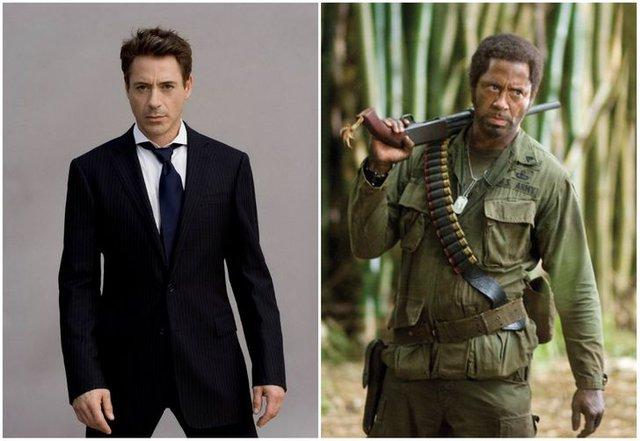 Sức mạnh của công nghệ trang điểm đã khiến nhiều người không nhận ra các diễn viên nổi tiếng Hollywood trong phim - Ảnh 18.