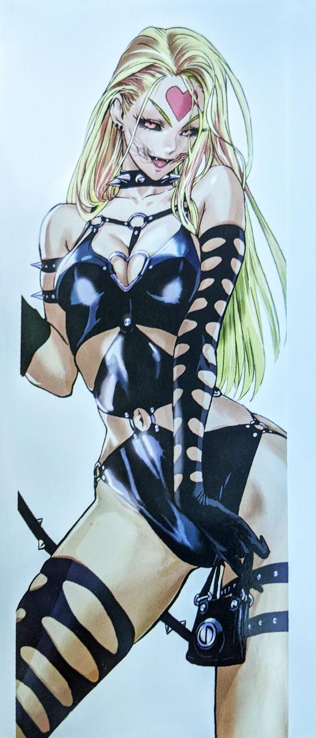 Những nữ ác nhân có tạo hình đẹp lung linh trong One Punch Ma Photo-11-16325627899451660099621