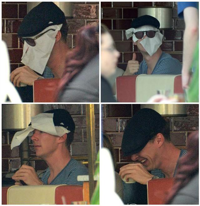 Khi người nổi tiếng phản ứng với paparazzi theo cách hài hước, lè lưỡi, làm mặt xấu, anh hùng núp đều đủ cả - Ảnh 10.
