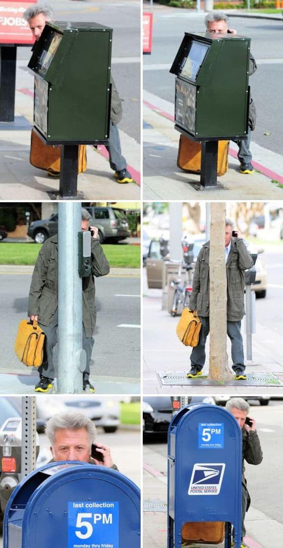Khi người nổi tiếng phản ứng với paparazzi theo cách hài hước, lè lưỡi, làm mặt xấu, anh hùng núp đều đủ cả - Ảnh 13.