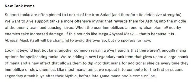 LMHT: Riot nhá hàng loạt trang bị mới cho Tiền Mùa Giải 2022, Sát thủ có thêm item giảm hồi chiêu cực mạnh - Ảnh 3.