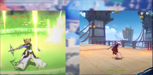 So sánh Genshin Impact và phiên bản nhái rẻ tiền The Legend of Neverland - Ảnh 3.