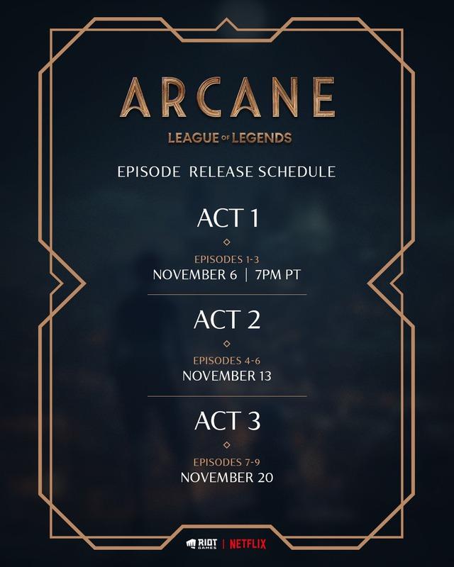 Riot công bố trailer choáng ngợp của Arcane, ấn định ngày phát sóng trên Netflix vào tháng 11 năm nay! - Ảnh 4.